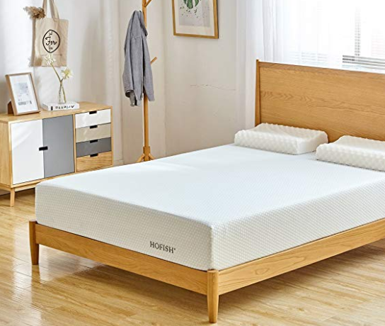 hofish memory foam mattress